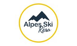 Alpes ski resa